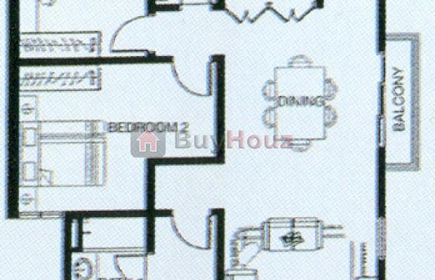 Photo №2 Condominium for rent in metropolitan square condo, Damansara Perdana, Selangor