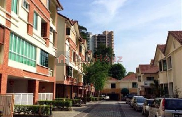 Photo №4 3.5-storey Terrace/Link House for sale in 3.5sty Terraced , Jalan Seri Bendera , Air Itam, Ayer Itam, Penang