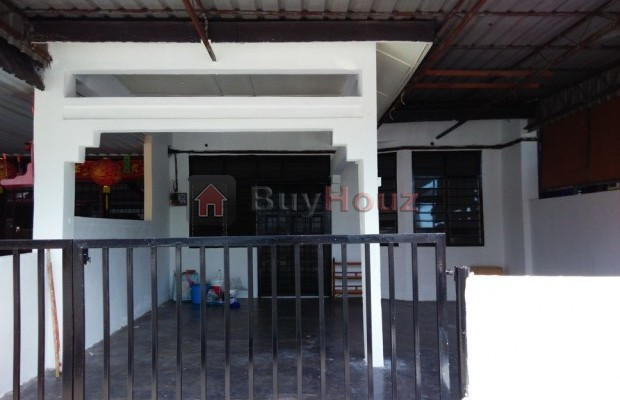 Photo №2 1-storey Terrace/Link House for sale in Taman Remia, Bukit Mertajam, Penang
