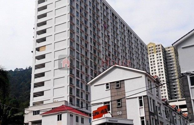 Photo №2 Apartment/Flat for sale in Suria Vista Apartment,Paya Terubong, Paya Terubong, Penang