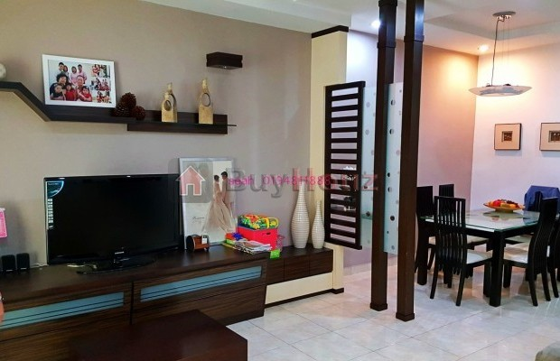 Photo №1 2-storey Terrace/Link House for sale in TMN SERI AROWANA Sebarang Jaya, Seberang Jaya, Penang