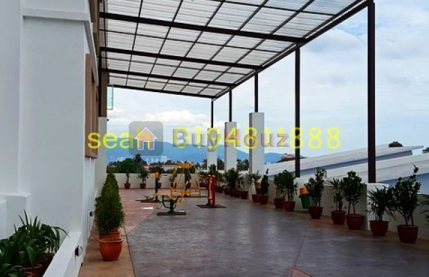 Photo №1 Condominium for sale in PANGSAPURI MESRA JAYA BW, Raja Uda, Penang