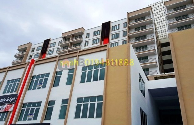 Photo №4 Condominium for sale in PANGSAPURI MESRA JAYA BW, Raja Uda, Penang