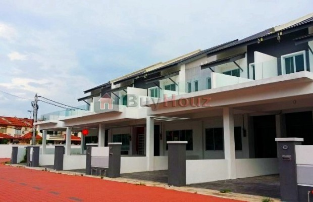 Photo №3 2-storey Terrace/Link House for sale in TAMAN BUKIT PERMATA, Bukit Mertajam, Penang
