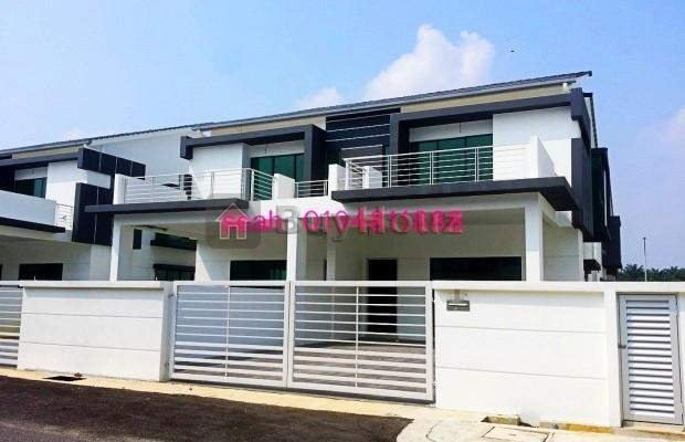 Photo №2 2-storey Terrace/Link House for sale in SANCTUARY GARDEN, Alma, Penang
