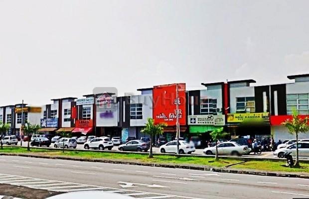 Photo №1 Shop/Office/Retail Space for sale in Pusat Perniagaan Gemilang, Bukit Mertajam, Penang