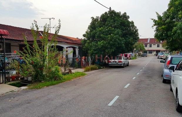 Photo №2 1-storey Terrace/Link House for sale in TAMAN IMPIAN, Alma, Penang